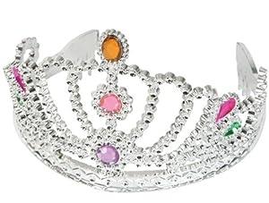 Rhinestone Tiara Princess Crowns (1 dz)