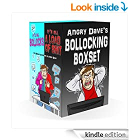 It's All Fucking Shit: Angry Dave's Bollocking Boxset