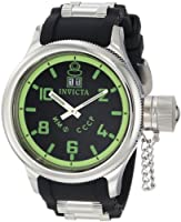 Invicta Men's 4342 Russian Diver Collection Black Sport Watch from Invicta