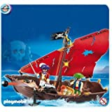 Playmobil - 4444 - Chaloupe des piratespar Playmobil