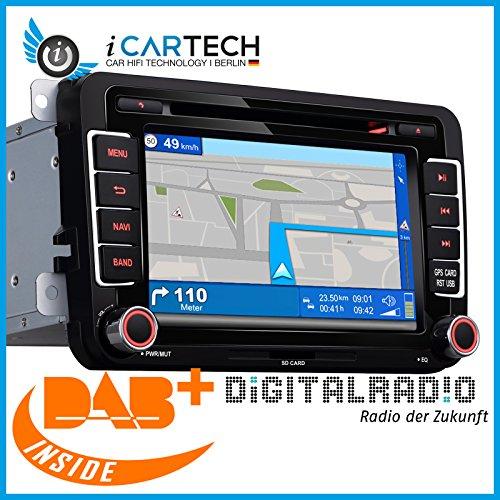 ICARTECH-V710-Autoradio-fr-VW-Seat-Skoda-Mit-DAB-Tuner-integriert-Smartphone-Bildschirmspiegelung-GPS-Navigation-800x480-Touchscreen-Anzeige-von-Fahrzeuginformationen-DVD-USB-SD
