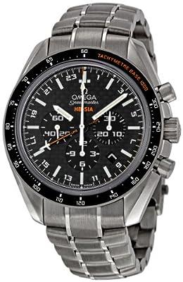 Omega Men's 321.90.44.52.01.001 Speedmaster Chronograph Dial Watch