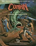 Conan the Buccaneer (Conan RPG module CN1)