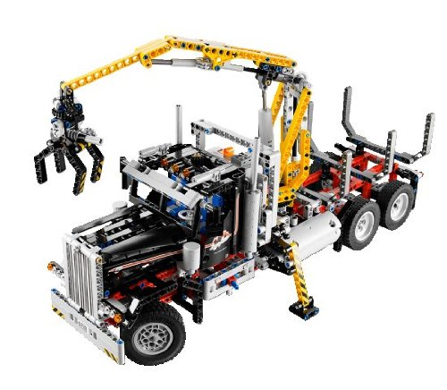 lego technic 9397 jeu de construction le camion. Black Bedroom Furniture Sets. Home Design Ideas