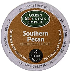 Green Mountain Coffee Southern Pecan, K-Cup for Keurig Brewers