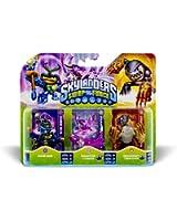 Pack Figurines Skylanders : Swap Force Dune Bug + Phantom Cynder + Knockout Terrafin