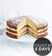 Triple-Layer Victoria Sandwich