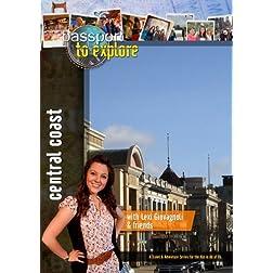 Passport to Explore Central Coast California