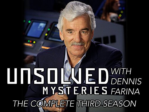 Unsolved Mysteries with Dennis Farina - Season 3
