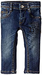 United Colors of Benetton Baby Boys Trouser (15A4AC657920G901_Blue_0Y)