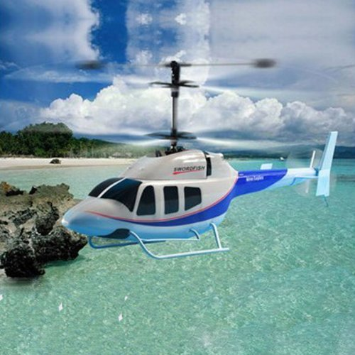 Big Bargain Nine Eagles 209A GYRO 4 Channel RC Helicopter NE Remote Control Helicopter
