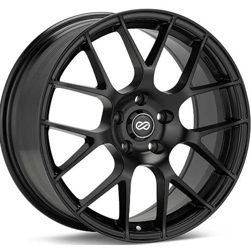 Enkei Wheels 467 885 6538BK Tuning Series   Raijin