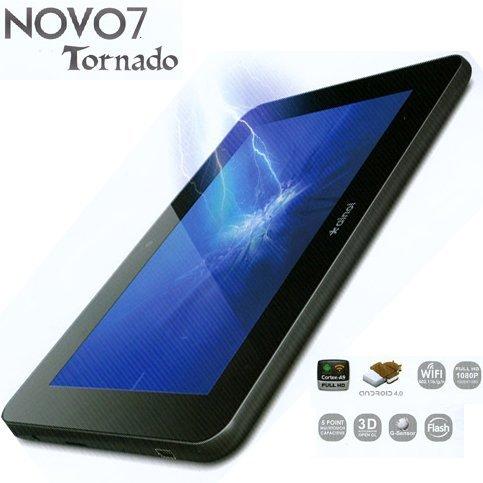 【アンドロイド 4.0 】 Novo7 Tornado Android 4.0 7インチ タブレット PC Amlogic8726-M3L 1GRAM 8GB オリジナルセット
