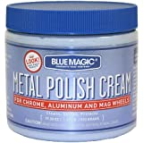 BlueMagic 500-06 Metal Polish Cream - 19 3/8 oz.