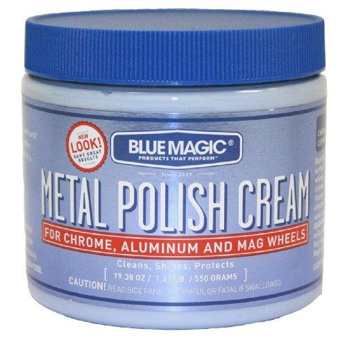BlueMagic 500-06 Metal Polish Cream - 19 3/8 oz. (Blue Magic Metal Polish compare prices)