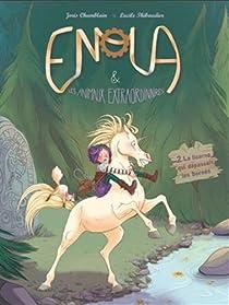 Enola et les animaux extraordinaires, tome 2 : La licorne qui dépassait les bornes par Chamblain