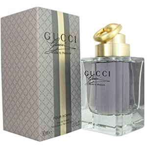 Gucci Made to Measure Eau de Toilette Spray for Men, 3 Ounce