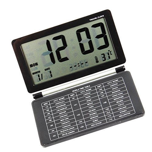 Large Desk Clocks With Alarms