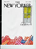 img - for The New Yorker, Volume LXXXVII, No. 119, July 4, 2011 (Cover)