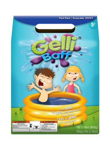 Gelli Baff Pool Pack Toy