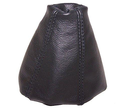 for-honda-cr-v-2006-12-manual-gear-gaiter-black-leather