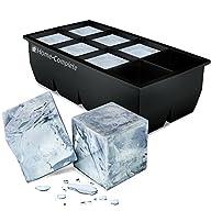 Best Ice Cube Trays Molds – Giant 2 I…