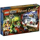 Lego City 2824 - Adventskalender