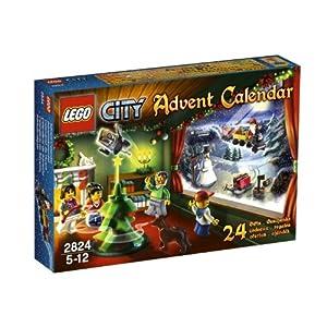 レゴ シティ アドベントカレンダー2010年度版
