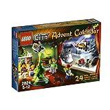 LEGO - 2824 - Jeu de construction - LEGO� City - Le calendrier de l'Avent LEGO� Citypar LEGO