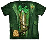 St. Patrick's Day Lucky Leprechaun Suit T-shirt