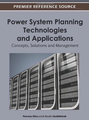 Power System Planning Technologies and Applications: