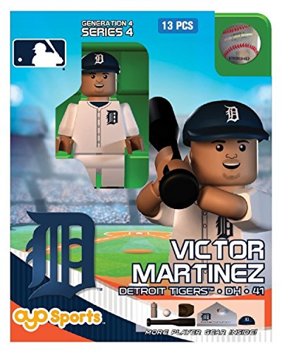 Victor Martinez OYO MLB Detroit Tigers G4 Series 4 Mini Figure Limited Edition