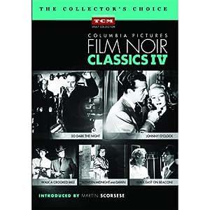COLUMBIA PICTURES FILM NOIR CLASSICS IV: Amazon.co.uk: DVD ...
