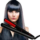 ISA Profesional 1 Step Victorya Tourmaline Ceramic Flat Iron Hair Straightener 1