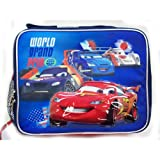 Disney Cars2 Blue Lunch Bag