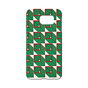 BLUEDIO Designer 3D Printed Back case cover for Samsung Galaxy S6 - G7125