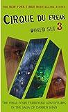 Cirque Du Freak Boxed Set #3
