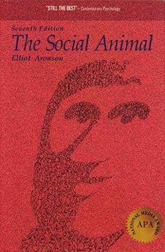 Social Animal (Series of Books in Psychology)