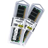 1GB Kit (512MB x 2) SDRAM PC133 DESKTOP Memory Module (168-pin DIMM, 133MHz) Genuine A-Tech Brand