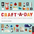 Craft-a-Day 2015 Day-to-Day Box
