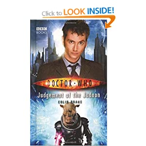 Judgement of the Judoon Part 2 - Colin Brake