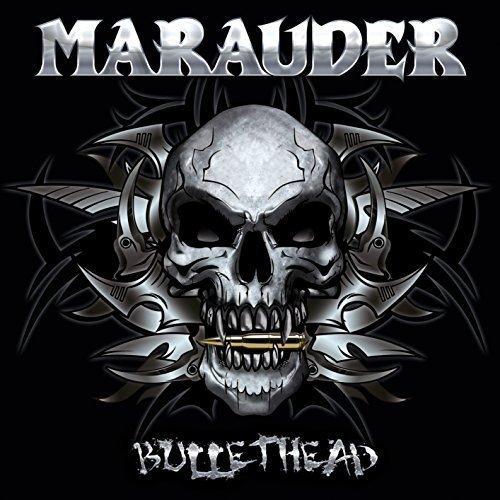 CD : Marauder - Bullethead (United Kingdom - Import)
