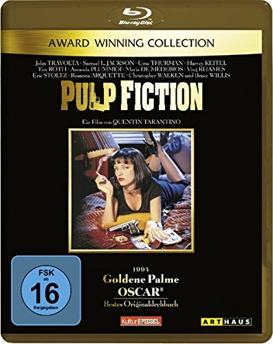Pulp Fiction - Award Winning Collection [Blu-ray]