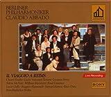 echange, troc  - Rossini - Il viaggio a Reims / Berlin Phil., Abbado