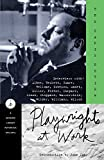 img - for Playwrights at Work (Modern Library (Paperback)) book / textbook / text book
