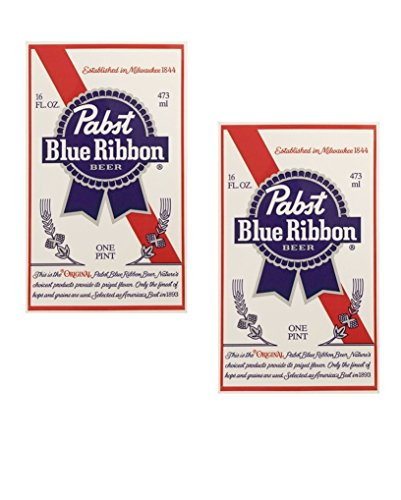 pabst-blue-ribbon-beer-pbr-label-decal-sticker-set-of-2