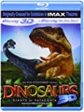 IMAX-Dinosaurs; Giants of Patagonia 3D (Blu-ray + Blu-ray 3D)