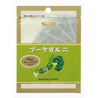 S&B 袋入りブーケガルニ 4袋×10個