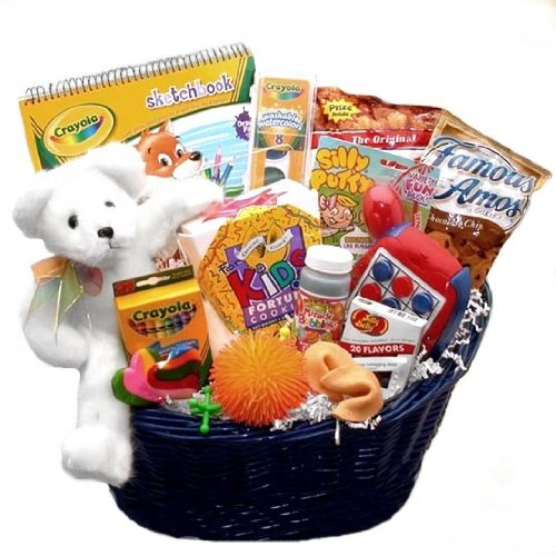 Birthday Gift Baskets For Kids Image