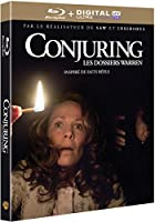 Conjuring : les dossiers Warren [Warner Ultimate (Blu-ray + Copie digitale UltraViolet)]